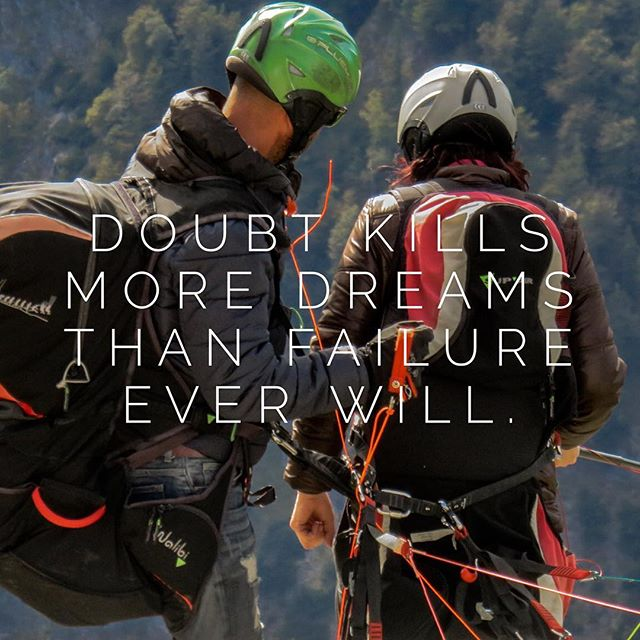 What are you doubting?